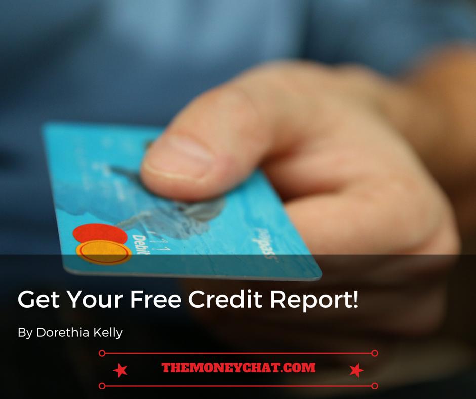 get free credit report