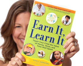 A Chat with Alisa T. Weinstein, Author of 'Earn It, Learn ...